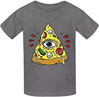 GMMJJ Youth Cotton T-Shirt Pizza