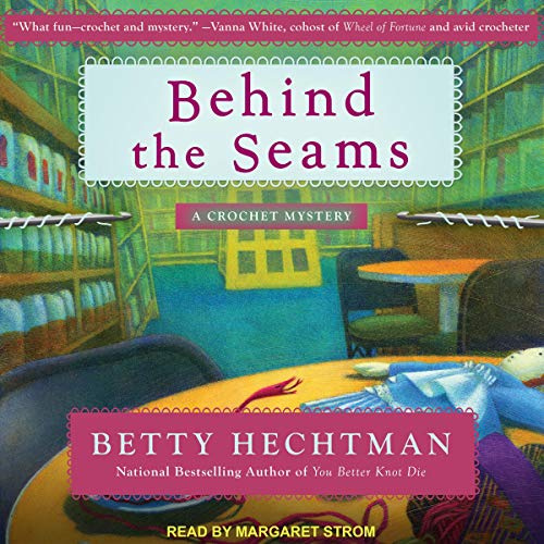 Behind the Seams audiobook cover art