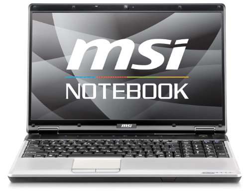 MSI VR630-096UK 16-Inch Laptop (AMD QL62A, 3GB RAM, 250GB, DVDSMDL, Vista Home Premium)