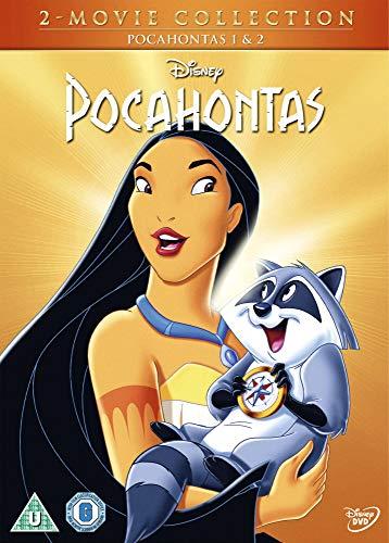 Pocahontas and Pocahontas 2 [Reino Unido] [DVD]