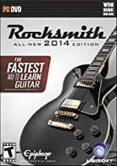 A PROVEN METHOD TO LEARN GUITAR FAST National research studies have found that Rocksmith is the fastest way to learn guitar*. Over 95% of players have improved their skills. Whether you're a beginner or a seasoned player, Rocksmith gets you results, ...