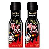 [Samyang] Buldark Spicy Chicken Roasted Sauce 200g×2 / Korean food / Korean sauce / Asian dishes (overseas direct shipment)