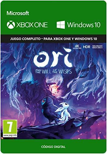 Ori & the Will of the Wisps Standard | Xbox One/Windows 10 PC - Código de descarga
