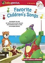 Baby Genius Favorite Children's Songs Music
