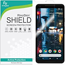 Google Pixel 2 XL Screen Protector RinoGear Case Friendly Screen Protector for Google Pixel 2 XL Accessory Full Coverage Clear Film