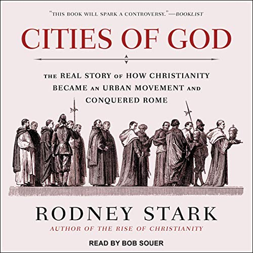 Cities of God cover art