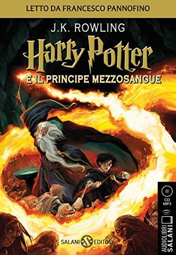 Harry Potter e il Principe Mezzosangue - Audiolibro CD MP3: Vol. 6