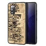Berkin Arts Frederic Remington für Samsung Galaxy S20