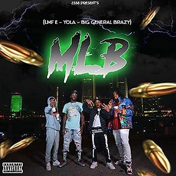 M.L.B (red light green light) [feat. Brazy, lmf e & Yola]