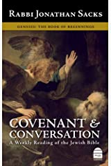 Genesis: The Book of Beginnings (Covenant & Conversation 1) Kindle Edition