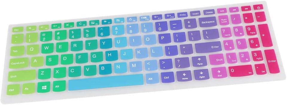 MagiDeal Protector de teclado de goma para portátiles Lenovo ...