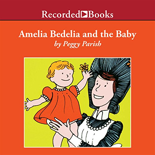 Amelia Bedelia and the Baby cover art