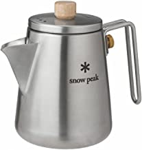 Snowpeak suno-pi-ku fi-rudobarisuta Kettle [Cookware Camping Supplies kukka- Kettle] (NC) CS – 115 , multicoloured
