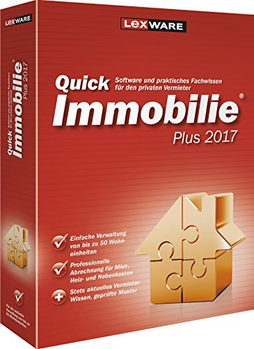Lexware QuickImmobilie Plus 2017