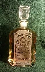 Personalized Handmade Masonic Beverage Decanter and Glasses at Amazon.com