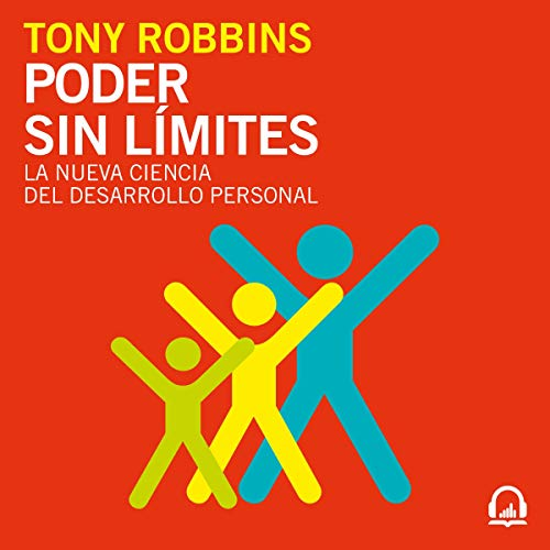 Poder sin límites [Unlimited Power] audiobook cover art