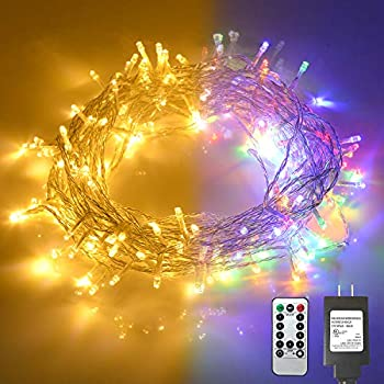 ADINC 66-Feet 200-LED Fairy String Lights
