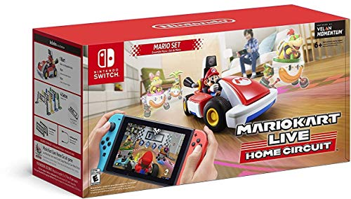 Mario Kart Live Home Circuit - Mario Set - Nintendo Switch
