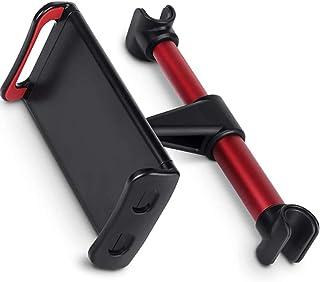 Gladpaws Car Headrest Mount,Tablet Holder Car Backseat Seat Mount/Tablet Headrest Holder Universal 360° Rotating Adjustabl...