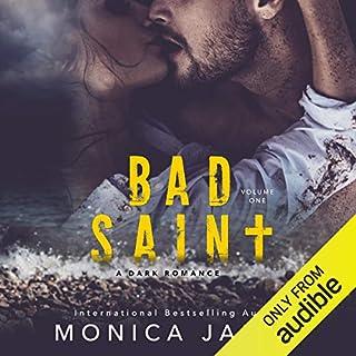 Bad Saint audiobook cover art