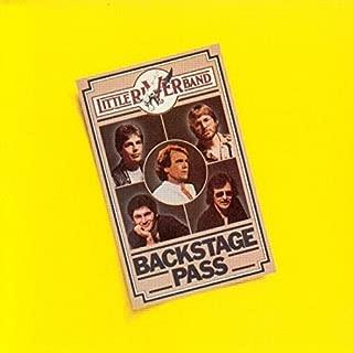 Little River Band - Backstage Pass - Capitol Records - 1C 164 - 86120/1, EMI - 1C 164 - 86120/1