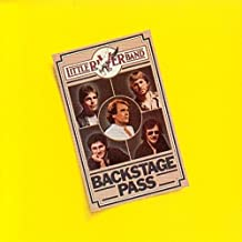 Little River Band - Backstage Pass - Capitol Records - 1C 164 - 86120/1, EMI - 1C 164 - 86120/1