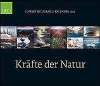 GEO Edition: Die Kraefte der Natur 2022 - Wand-Kalender - 70x60: Posterkalender