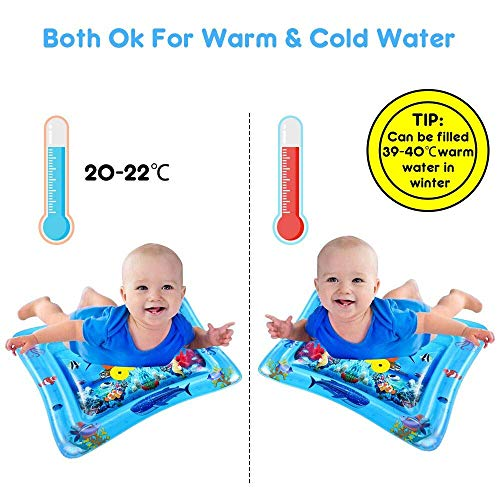 Water Play Mat for Babies