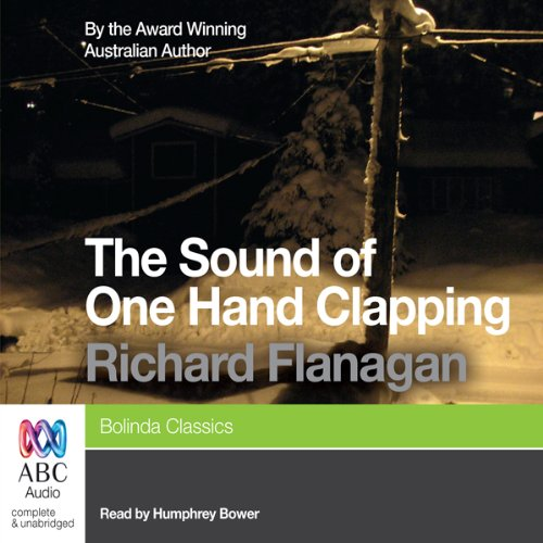 The Sound of One Hand Clapping audiobook cover art