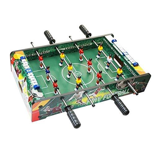 ZHSHZQ Mesa de la máquina de Fútbol - Juego de Mesa Multi con Billar, Push Hockey, futbolín, Ping-Pong, y Más