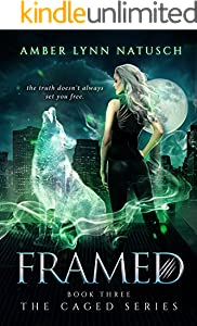 FRAMED (The Caged Series Book 3)