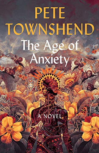 The Age of Anxiety audiobook cover art