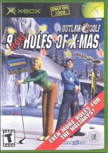 Outlaw Golf 9 more holes of X Mas - Xbox - US