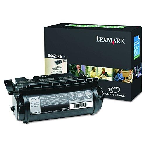 LEXMARK (64475XA) CARTRIDGE T644 Extra Hi Yld Return program print cartridge