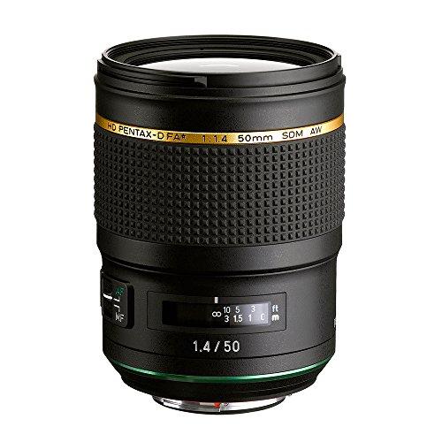 リコー『HDPENTAX-DFA★50mmF1.4SDMAW』