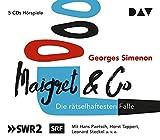 Maigret & Co - Die rätselhaftesten Fälle: Hörspiele mit Hans