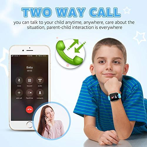 MeritSoar Tech -  Smartwatch Kinder