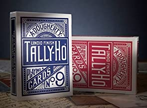 Tally-Ho Circle Back Two Pack RED/BLUE by Tally Ho