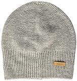 Barts Damen Irida Beanie Baskenmütze, Grau (Heather Grey 0002), One Size (Herstellergröße: Uni)