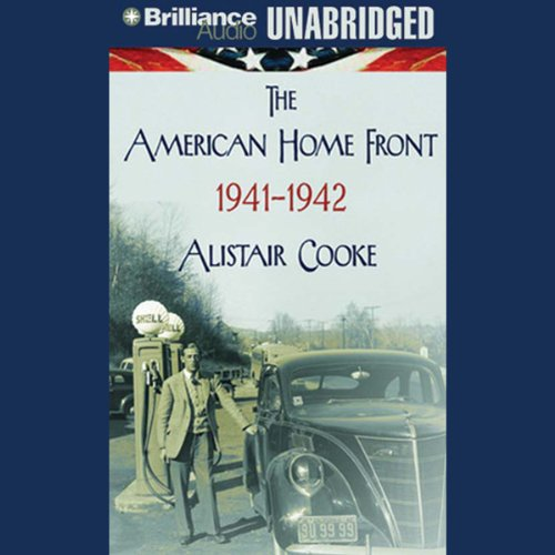 The American Home Front cover art