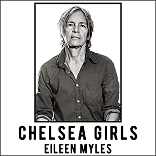 Chelsea Girls audiobook cover art