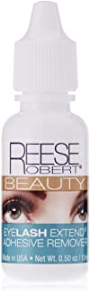 Reese Robert Beauty Eyelash Extend Adhesive Remover, 0.5 Ounce