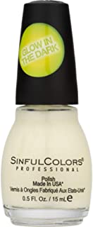 Sinful Colors Professional Nail Polish Enamel GLOW IN THE DARK #1353