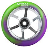 Chilli Rad, 110 mm, Violett/Grün