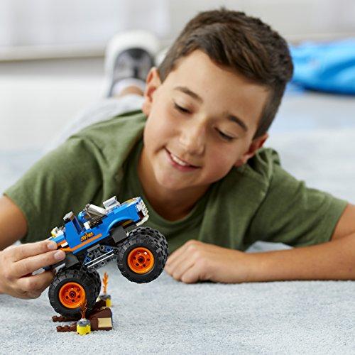 Camion Monstre LEGO City Monster Truck 60180 - (192 pièces) - 3