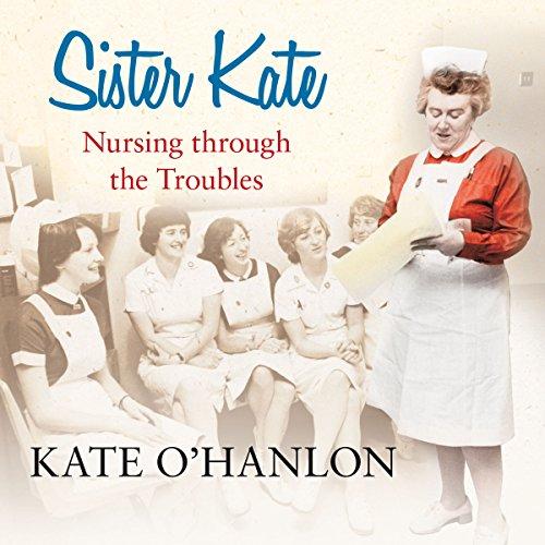 Sister Kate audiobook cover art