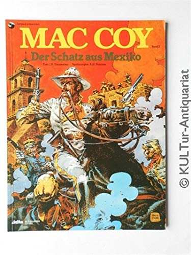 Mac Coy II. Der Schatz aus Mexiko