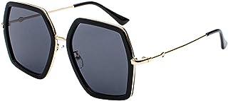 593719fa8c HCFKJ Gafas De Sol De Montura Grande Para Hombre Y Mujer Gafas De Sol Unisex