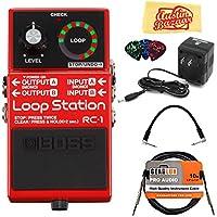 Boss RC-1 Loop Station Bundle