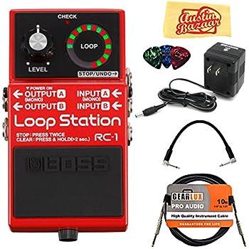 Boss RC-1 Loop Station Bundle review